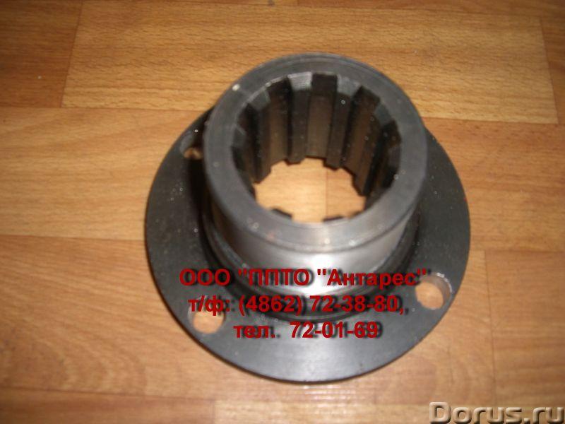 Вал турбинный с фрикционами к ГМКП У35.605, запчасти ГМКП (У35.605/615), КПП (У35.605/606-32), КПП 2..., фото 1