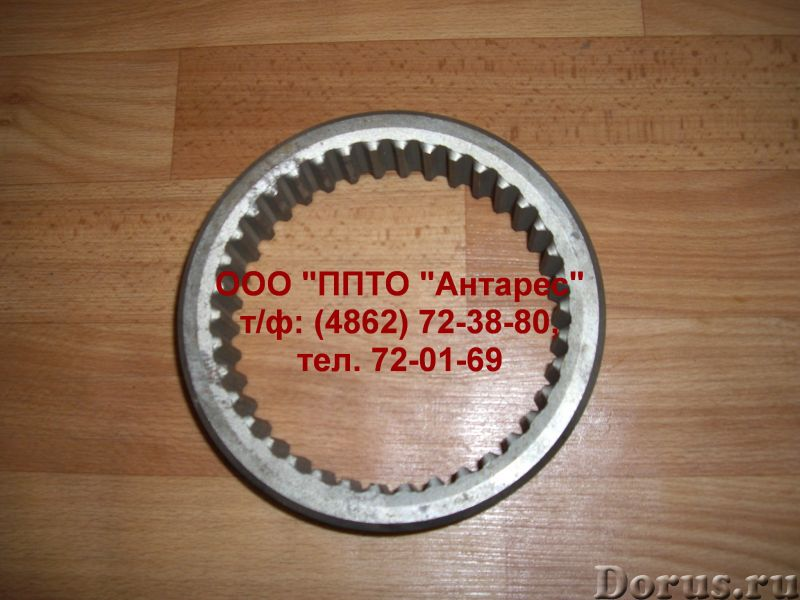 Муфта (каретка) 606.20.025 к КПП У35.606-3А автогрейдеров ДЗ-122,ДЗ-143, запчасти - Запчасти и аксес..., фото 1