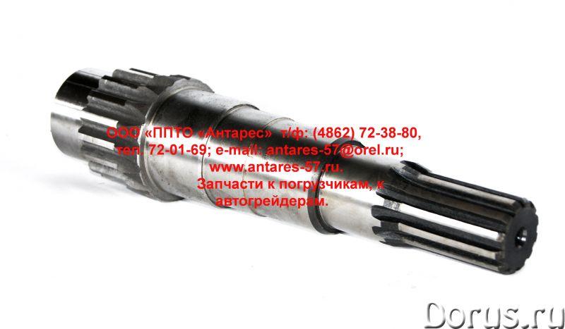 Вал первичный ТО-30, ПК-22, ПК-27, ПК-33, ПК-40, запчасти для погрузчиков - Запчасти и аксессуары -..., фото 1