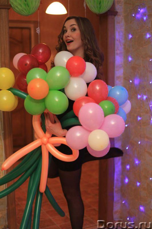 Гелиевые, воздушные шары - Организация праздников - Какие ассоциации у Вас вызывают воздушные шары..., фото 4